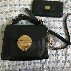 Matching MK bag with wallet